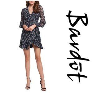 Bardot Miley Floral Minidress